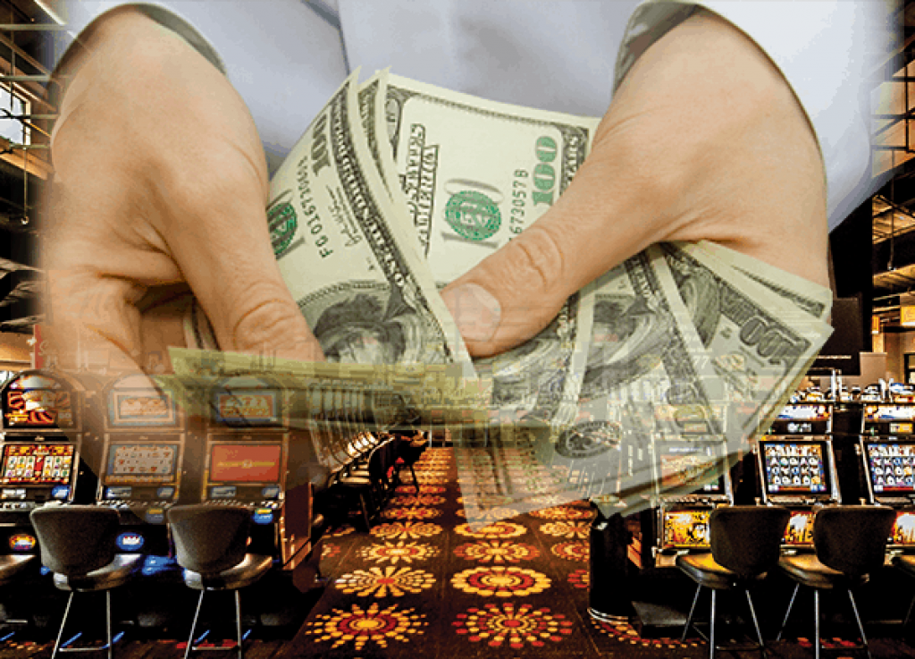 Do you want to play casino games and win huge cash prizes?